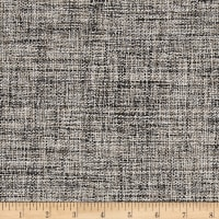 Europatex Pandora Upholstery Basketweave Tan/Black