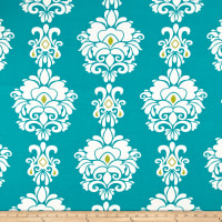 Terrasol Outdoor Divine Damask Peacock