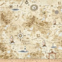 Timeless Treasures On The Go Map Map