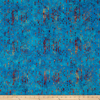 Bali Handpaints Batiks Water Droplets Seasalt