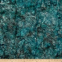 Bali Handpaints Batiks Malachite Bayou