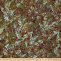 Bali Handpaints Batiks Fern Gravel