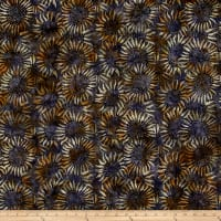 Bali Handpaints Batiks Sunflower Rustica