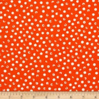 Bread & Butter Clever Dots Tangerine