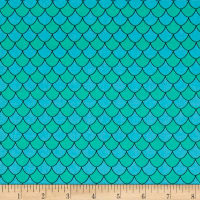 Dino Daze Scales Teal