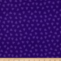 Dino Daze Footprints Purple