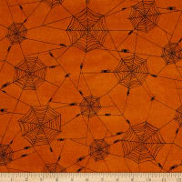 DT-K Signature Witchy Spiderweb Orange