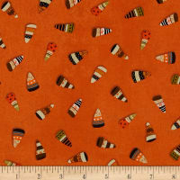 DT-K Signature Witchy Candy Corn Orange