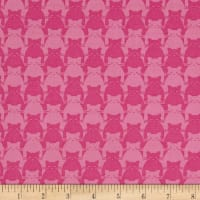 Yolanda Fundora Kitty Kitty Tonal Cat Pink