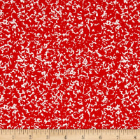 School Rules! Composition Book Texture Red