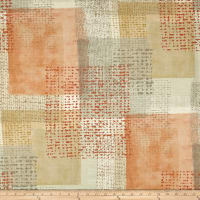 Swavelle/Mill Creek Killick Basketweave Clay Dust