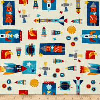Space Adventure Space Shuttles Cream