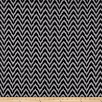 Hatchi Knit Chevron Black/Grey