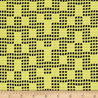 Telio Pixel Lace Double Knit Yellow