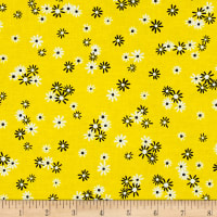 Kanvas Bumble Bumble Daisy Ditz Yellow