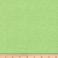 Contempo Owls And Pals Color Weave Grass Green