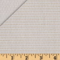 Kaufman Chambray Stitched Yarn Dyed Straight Ivory