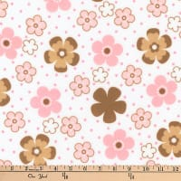 Kaufman Cozy Cotton Flannel Ditz Garden