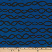 Kaufman Arroyo Linen/Cotton Blend  Links Indigo