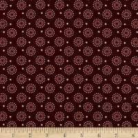 Primitive Stitches Bobbins Burgundy