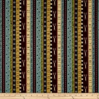 Primitive Stitches Sewing Stripe Multi