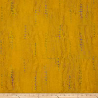 Alison Glass Handcrafted Batiks Chroma Pinpoint Gold