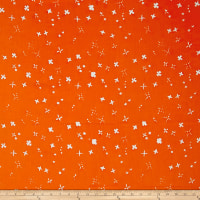 Alison Glass Handcrafted Batiks Chroma Scatter Carrot