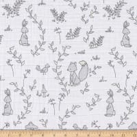 Shannon Sweet Melody Designs Embrace Double Gauze Small Wonders Cloud
