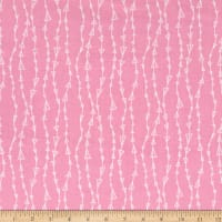 Notepad Triangle Chain Pink