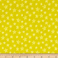 Notepad Stars Citron