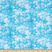 High Tide Starfish Aqua