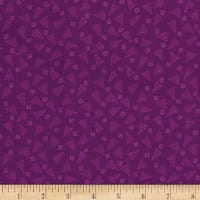 Bread & Butter Fiesta Triangles Purple