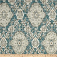 P Kaufmann Carpet Heirloom Jacquard Peacock Teal