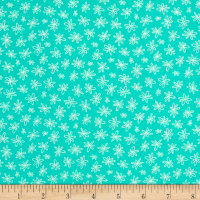 Going Steady Fanciful Floral Mint