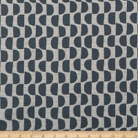 Scott Living Dome Basketweave Steel Work Dark Grey Belgian