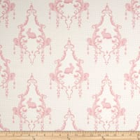 Moda Lily & Will Revisited  Flannel Lily & Will Cream/Pink