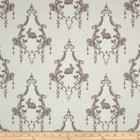 Moda Lily & Will Revisited Flannel Lily & Will Cream/Gray