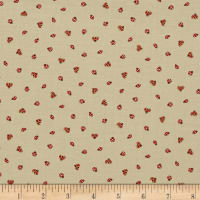 Moda Lucky Day Ladybugs Cream