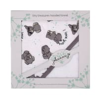 Shannon Johanna Jo Tiny Treasures Hooded Towel Beloved