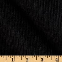 10 Wale Polyester Corduroy Graphite