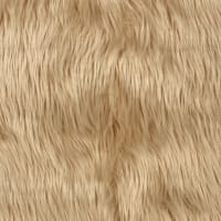 Shannon Luxury Shag Faux Fur Latte