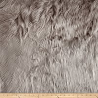 Shannon Faux Fur Luxury Shag Oyster