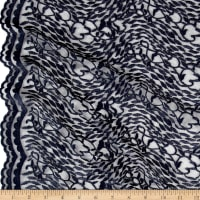 Telio Luella Embroidered Lace Navy