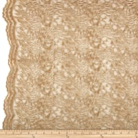 Telio Luella Embroidery Lace Gold
