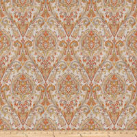 Fabricut Allusion Damask Autumn