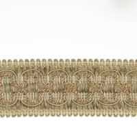 "Fabricut 2"" Beach House Trim Desert"