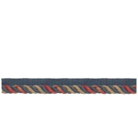 French General Cartier Cord Trim Indigo