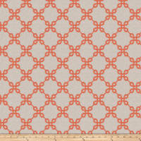 Fabricut Couplet Lattice Spice