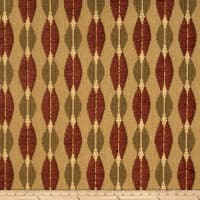 Fabricut Outlet Cozy Hollow Chenille Redwood