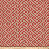 Fabricut Destination Jacquard Poppy